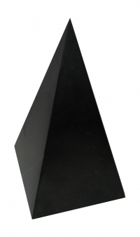 Пирамида полированная высокая 7х7см