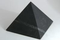 Пирамида неполированная 10х10см