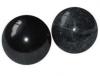 Шары гармонизаторы шунгит и талькохлорит 3-3,5 см,пара