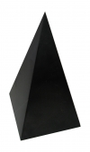 Пирамида полированная высокая 6х6см